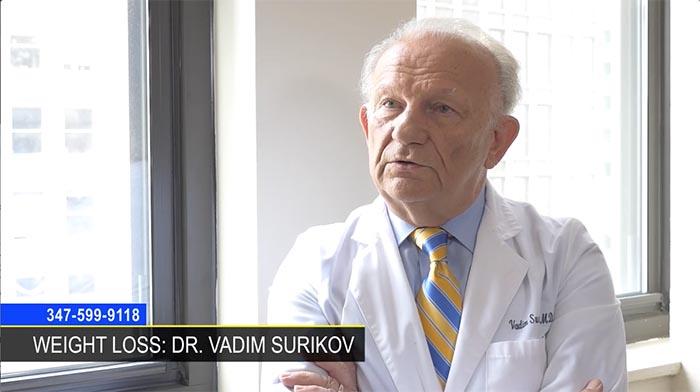 Medical Weight Loss in New York NY | Dr. Vadim Surikov