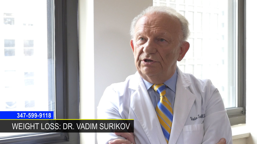 West Village NY Weight Loss Doctor Vadim Surikov