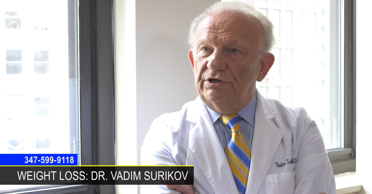Weight Loss Clinic Nyc Dr Vadim Surikov 347 599 9118 Nyc Weight Loss Doctor